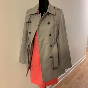 Trench coat by Limited